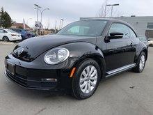 2013 Volkswagen Beetle TDI Comfortline Auto w/ Sunroof