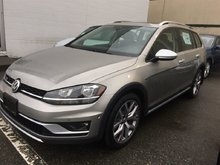 2018 Volkswagen GOLF ALLTRACK SPORTWAGEN 1.8 TSI ALLTRACK 6-SPEED AUTOMATIC