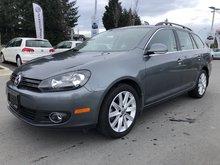 2014 Volkswagen Golf wagon Highline Auto w/ Navigation