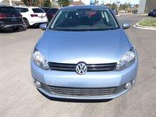 2010 Volkswagen Golf Sportline 5spd