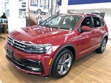 2018 Volkswagen Tiguan Highline 4Motion w/ R-Line Pkg.