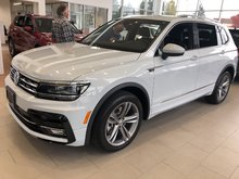 2018 Volkswagen Tiguan HIGHL 2.0 TSI 184HP 8SP AUTO TIP 4-MO