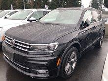 2018 Volkswagen Tiguan Highline 4Motion w/ R-Line & Drivers Assist Pkg.
