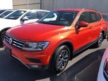 2019 Volkswagen Tiguan Comfortline 4Motion w/Sunroof, 3rd Row & Nav