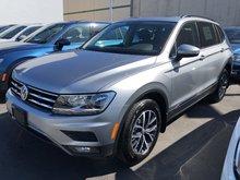 2019 Volkswagen Tiguan Comfortline 4Motion w/ 3rd Row, Sunroof & Nav