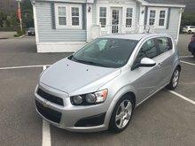 2014 Chevrolet Sonic LT- $97 B/W
