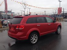 2015 Dodge Journey R/T- $191 B/W 7 PASS...AWD...LEATHER..NEW TIRES...HEATED SEATS!!