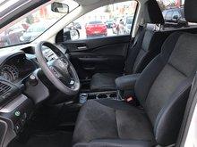 2015 Honda CR-V LX AWD..ONE OWNER..LOCAL TRADE..HEATED SEATS..BLUETOOTH..BACKUP CAM!!