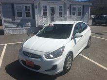 2013 Hyundai Accent L- $61 B/W