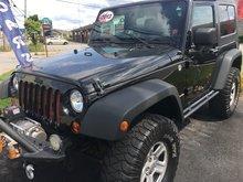 2013 Jeep Wrangler Sport- $182 B/W