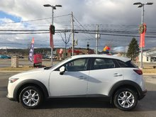2016 Mazda CX-3 GS/L AUTO..HEATED LEATHER/ CLOTH SEATS...POWER ROOF..ALLOYS..BACKUP CAM!!