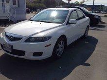 2007 Mazda Mazda6 GS...ONE OWNER..LOCAL TRADE..RUNS GREAT!!