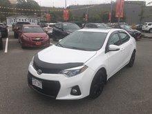 2015 Toyota Corolla S- $154 B/W
