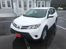 2014 Toyota RAV4 LE- $179 B/W