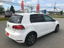 2013 Volkswagen Golf 5-Dr Comfortline 2.5 at Tip Auto..Low Kms..New Tires..Heated Seats..Air..Cruise..Power Accessory Group..Very Clean!!