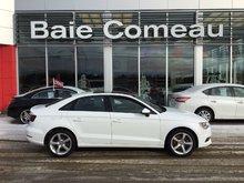 Audi A3 2.0T KOMFORT QUATTRO 2016