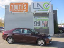 Ford Fusion SEL AWD 2011