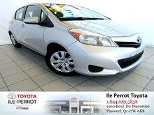 Toyota Yaris AUTO, BLUETOOTH, CRUISE CONTROL, BAS KILOMÉTRAGE 2014