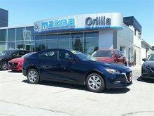 2017 Mazda Mazda3 GX-A/C-AM/FM Radio
