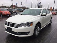 2015 Volkswagen Passat Trendline