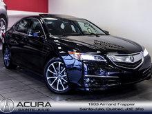 Acura TLX V6 Elite acura certifie 2016