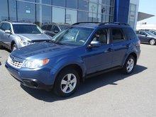 Subaru Forester 2.5 X 2011