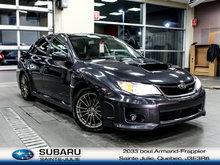 Subaru WRX 2.5i LIMITED AWD 265HP CUIR TOIT MAGS 2014