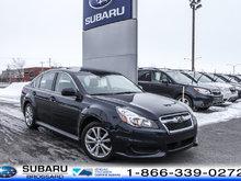 Subaru Legacy 2.5i w/Limited Pkg 2013