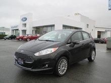 2014 Ford Fiesta Titanium Navigation!