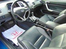 Honda Civic EX-L AUTO BAS KM 2010 AUTO CUIR TOIT MAGS BAS KM