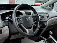 2012 Honda Civic Cpe LX POWER GROUP