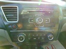 Honda Civic LX AUTO AC GAR PROLONGEE 2013 AUTO AC GAR PROLONGEE