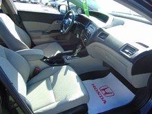 2015 Honda Civic LX AUTO RESERVÉ AUTO AC CRUISE LOW KM