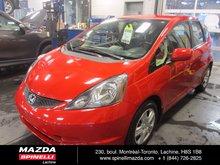 2014 Honda Fit LX BAS KM