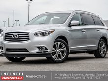 2014 Infiniti QX60 Deluxe Touring/Technology