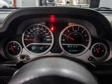 2008 Jeep Wrangler SAHARA 4X4; AUTO 2 TOITS DEMARREUR HARD / SOFT TOP - WINTER AND SUMMER TIRES