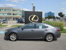 2013 Lexus ES 300h TECH PKG