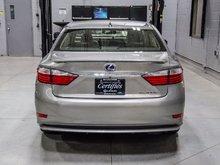 Lexus ES 300h PREMIUM ; HYBRIDE TOIT CAMERA 2015 HYBRIDE - 5.9L / 100KM COMBINÉES