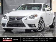 2016 Lexus IS 300 PREMIUM AWD; CUIR TOIT CAMERA