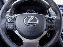 2017 Lexus IS 300 AWD F-SPORT SERIE 2 NAVIGATION SPECIAL DEMO RABAIS $6000