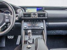 2017 Lexus IS 300 F-SPORT SERIE 2, NAVIGATION SPECIAL DEMO REBATE $8000