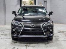 2015 Lexus RX 350 SPORTDESIGN AWD; CUIR TOIT CAMERA NEW ARRIVAL