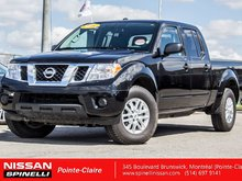Nissan Frontier SV 4WD 2016
