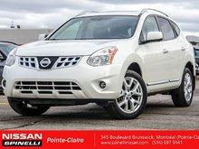 Nissan Rogue SL AWD NAVIGATION ET CUIR 2013
