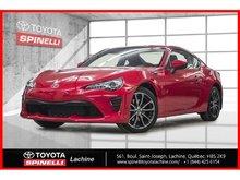 2017 Toyota 86 Base Rabais de 7000$ inclus!
