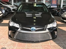 2017 Toyota Camry Hybrid XLE - GPS / MOONROOF