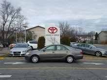 Toyota Camry LE 4 CYL 2005
