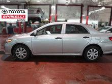 2011 Toyota Corolla CE 25000KM MANUEL