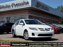 2012 Toyota Corolla B PKG