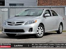 2012 Toyota Corolla CE AIR BLUETOOTH CRUISE ET ++